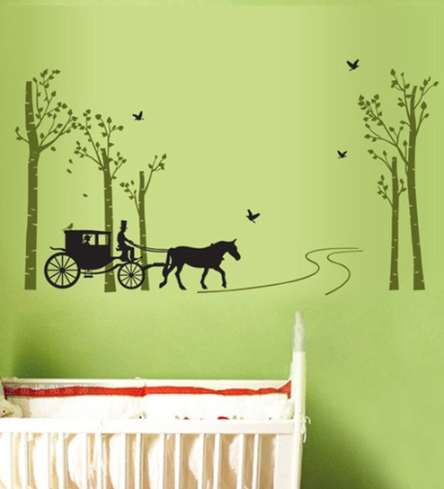 buy pvc vinyl new extra large wall stickercortina online - kids
