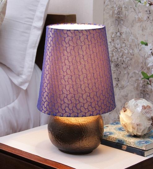 Buy swarsitar blue paisley lamp shade by courtyard online lamp swarsitar blue paisley lamp shade by courtyard aloadofball Choice Image