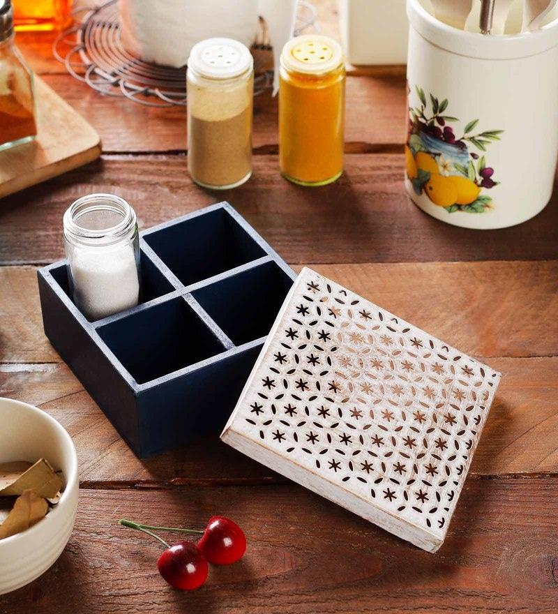 Color Palette Mukhwas & Dry Fruits Storage Box