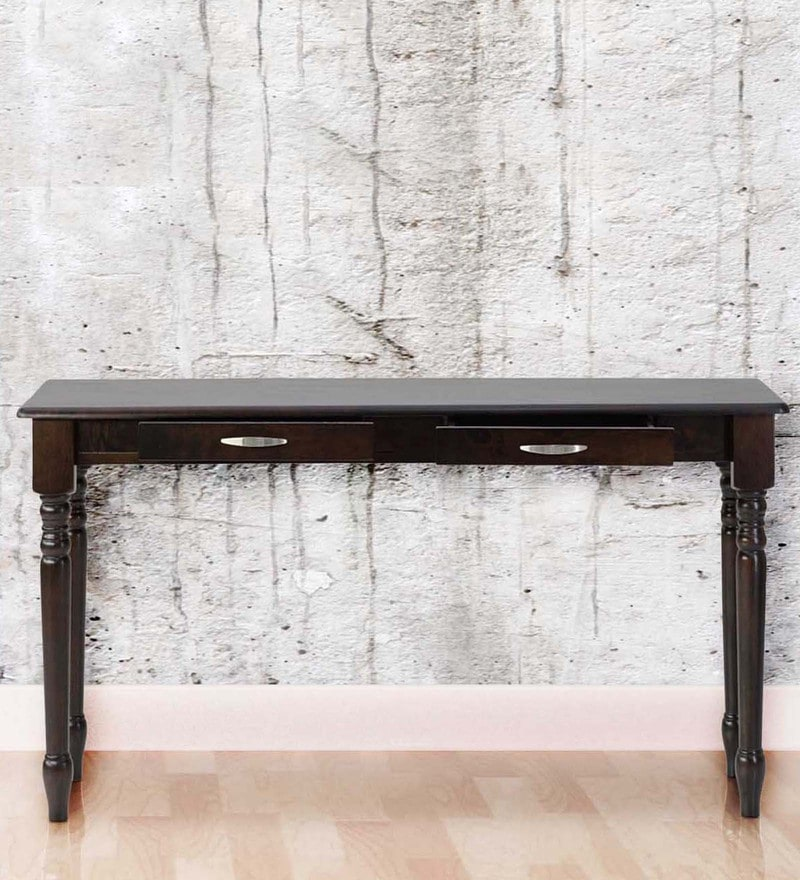 Console Table in Wenge Finish by Marco
