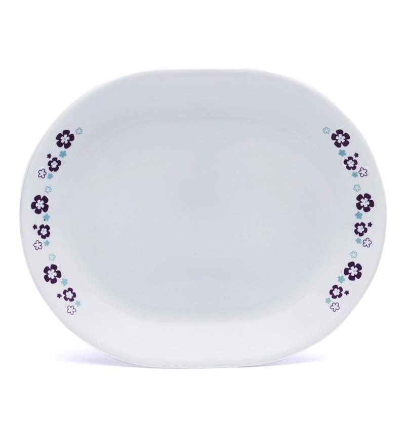 Corelle Livingware Glass Platter