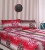 Cocobee Pink Cotton King Size Bedsheet