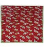 Printed Kids Quilt in Maroon Colour by Cocobee