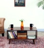 Monet Coffee Table In Dual Tone Finish by Woodsworth