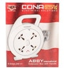 Cona Smyle White 4.5 Meters Extension Box With Handle