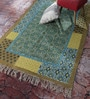 Multicolour Cotton 60 x 36 Inch Area Rug by Contrast Living