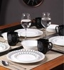 India Impressions 16-Piece Dinner Set by Corelle