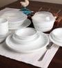Livingware Country Cottage Vitrelle Glass Dinner Set - Set of 53 by Corelle