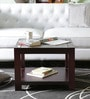Toledo Coffee Table in Passion Mahogany Finish by Woodsworth