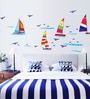 Boat Theme PVC Vinyl Wall Sticker by Cortina
