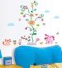 Cortina PVC Vinyl Colorful Theme Wall Sticker