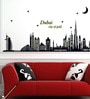 Cortina PVC Vinyl Dubai Theme Wall Sticker