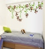 PVC Vinyl Monkey Theme Wall Sticker by Cortina