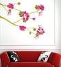 Multicolour PVC Vinyl Romantic Theme Wall Sticker by Cortina