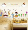 Vinyl Dancing Animals Theme Wall Sticker by Cortina