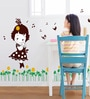 Vinyl Musical Sparrows Theme Wall Sticker by Cortina