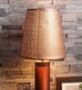 Sitara Copper Metal Lamp Shade by Courtyard