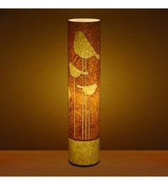 Craftter Yellow Bird Floor Lamp