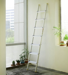 Crust Aluminium 7 Steps 7.8 Ft Straight Ladder