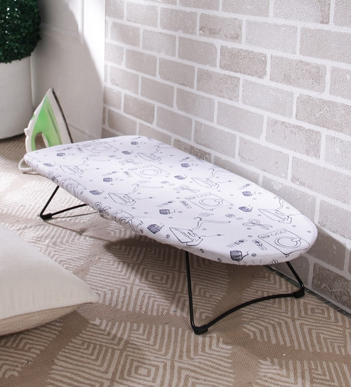 Crust Steel Table Top Ironing Board