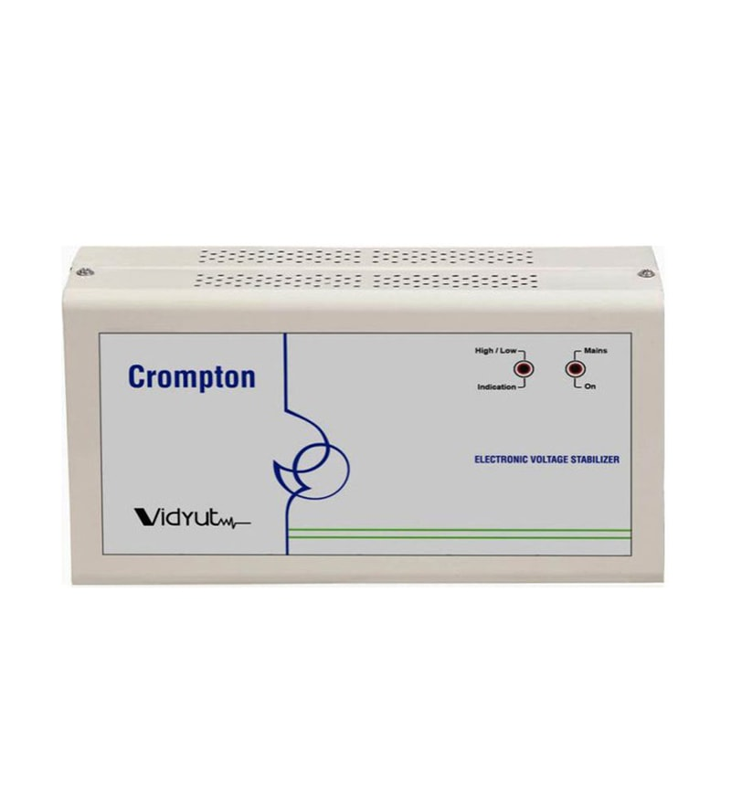 Crompton ACG-170VAC 4KW Voltage Stabilizer for A/C up to 1.5 Ton
