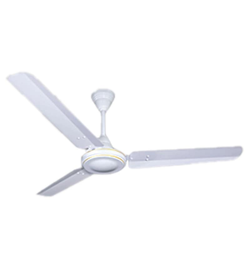 Crompton High Speed 1200 mm Opal White Ceiling Fan
