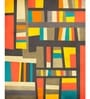 Paper 12 x 17 Inch Stacks Rows & Columns - 1 Print Unframed Poster by Crude Area