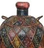 Ekathva Vase in Multicolour by Mudramark