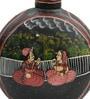Gunjitha Vase in Multicolour by Mudramark