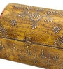 CS Exports Multicolour Mango Wood Vintage Collectible Sandook