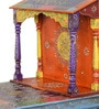 Chakrika Temple in Multicolour by Mudramark
