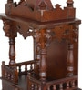 Multicolour MDF & Mango Wood Temple by CS Exports
