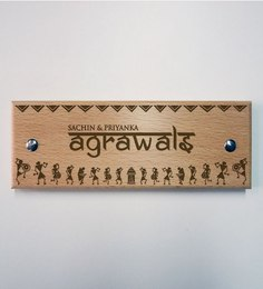 Name Plate: Buy Door Name Plates Online in India at Best Prices