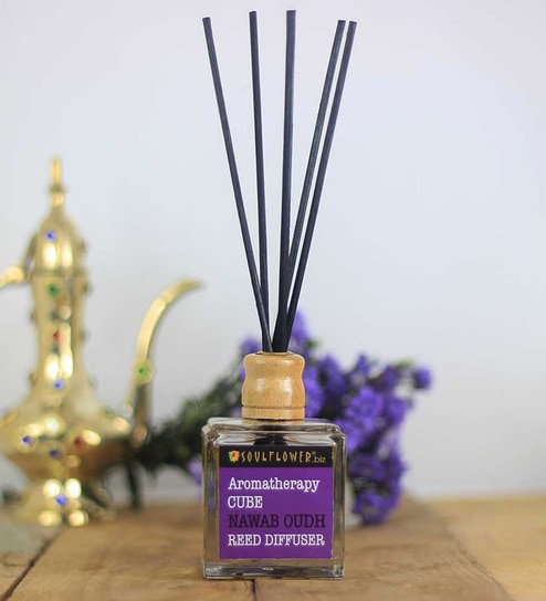 Cube Nawab Oudh Reed Diffuser