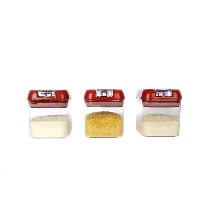 Buy Cutting Edge 520 Ml Canisters Set Of 5 Online