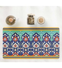 Cyahi Indian Mystiques Multicolour Laminated MDF Placemats - Set Of 6