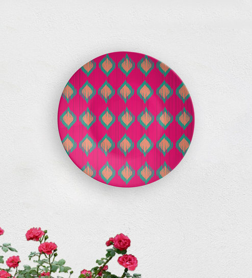 Ceramic Decorative Wall Plate By Quirk