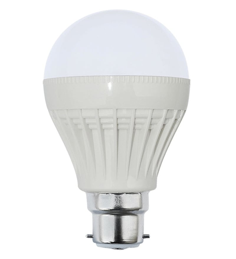 D Lite 10 W Imported Led Bulb For Pure White Bright