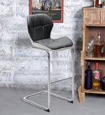Darcy Bar Chair in Black Colour