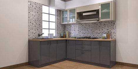 Modular Kitchen Buy Modular Kitchen Design Online In India At Best Prices Pepperfry