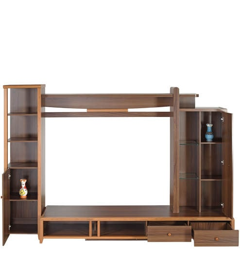 Buy Daisy Wall Unit in Maple Finish by Royal Oak Online - Modern ...
