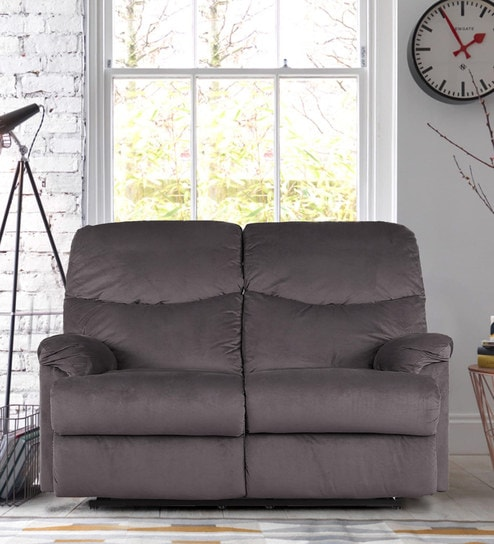 Daniel Two Seater Recliner In Mocha By HomeTown