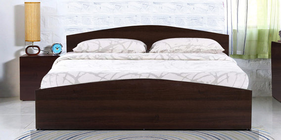 bed. Daiki Queen Bed In Wenge Finish By Mintwud