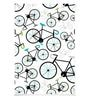 DailyObjects Paper Boy Bikes Unframed Poster