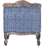 Carmen Arm Chair in Distress Finish by Bohemiana