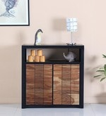 Deux Sideboard in Dual Tone Finish