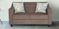 Derby Two Seater Sofa in Grey Colour