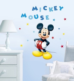 Decofun Vinyl Wall Mickey Mouse Maxi Sticker Wall Sticker
