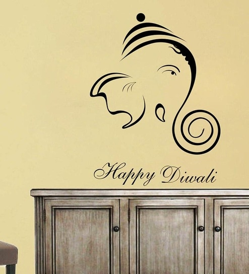 Fantastic diwali wall decoration component wall painting ideas fine wall decoration for diwali gift wall art and decor ideas ppazfo