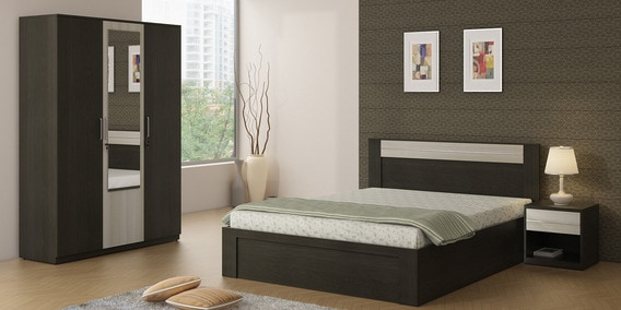 Buy Delta Bedroom Set By Spacewood Online Bed Room Sets Bed Room Interesting Bedroom Set Furniture Online Interior